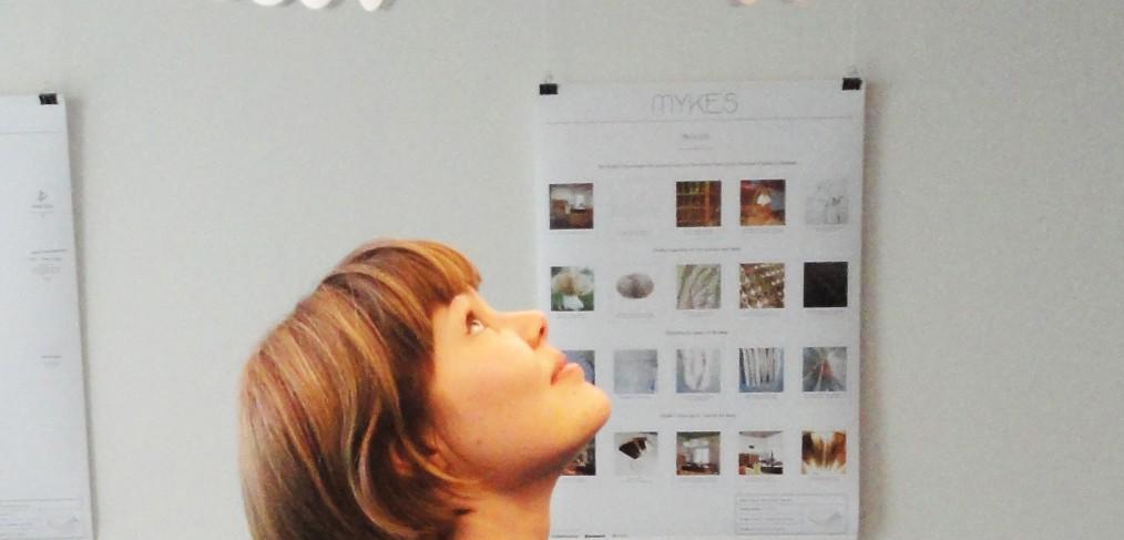 Earmark Akustik hjælper med lydabsorberende lysinstallation
