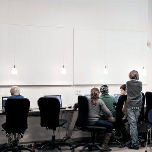 Earmark Board - slagfaste akustikpaneler til væg