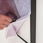 AKUART SMARTART 36<br> 36 mm akustikbillede med udskifteligt lærred