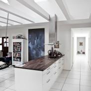 Køkken alrum, akustikløsning, kunst, Earmark, Dyssegaard