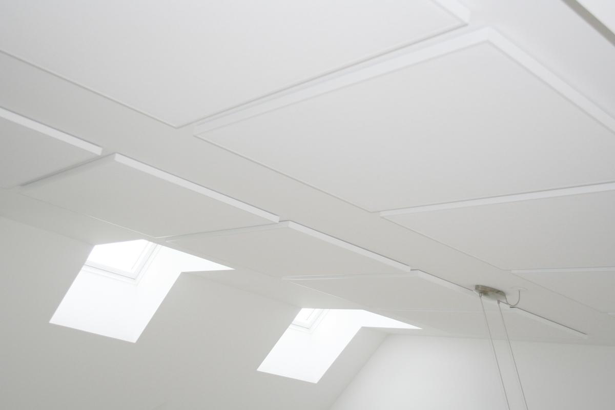 hvide loftplader