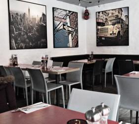 Cafe Luna, Earmark, akustikken, Akuart, akustikregulering