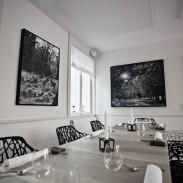 Når det runger i restauranten, Den røde cottage, Earmark, Akuart, akustikregulering