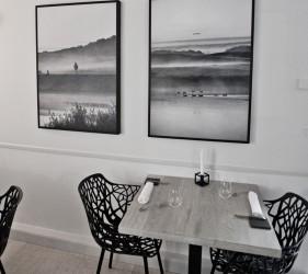 Den røde cottage, Earmark, akustikken, Akuart, akustikregulering